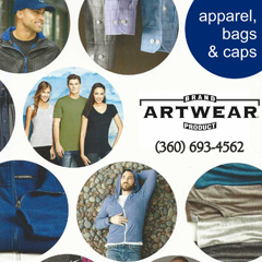 Catalog for Imprinted Apparel